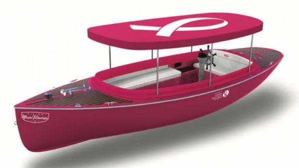 Vision Marine Technologies contribue à la lutte contre le cancer du sein