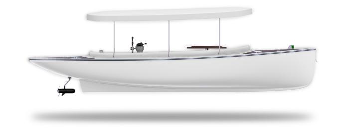 Vision Marine Technologies | Fantail 217