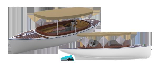 Vision Marine Technologies | Quiétude 156 | Fantail 217 top