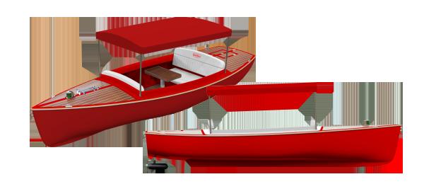Vision Marine Technologies | Quiétude 156 top