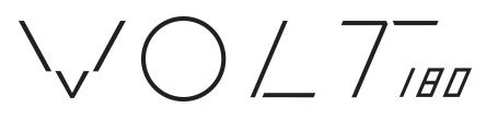 Vision Marine Technologies | Volt 180 Logo