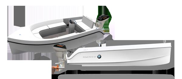 Vision Marine Technologies | Volt 180 top