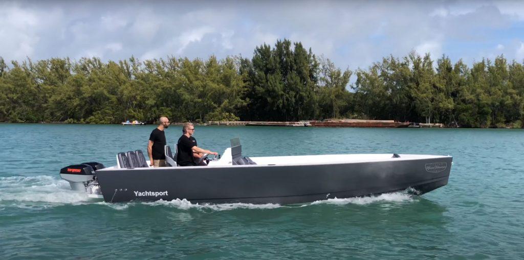 Vision Marine Technologies | Phoenix 290