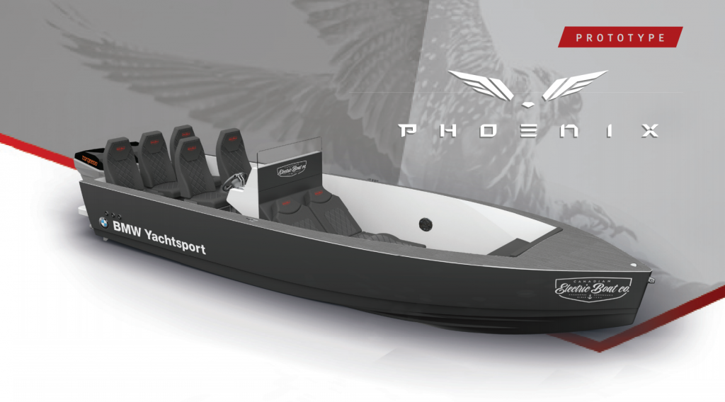 Vision Marine Technologies | Phoenix 290 Official
