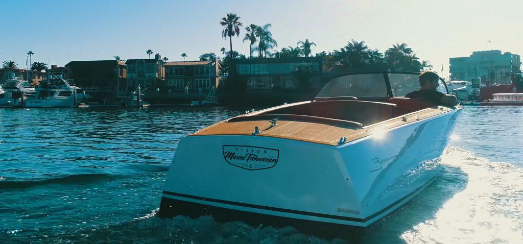 Vision Marine Technologies | Bruce 22