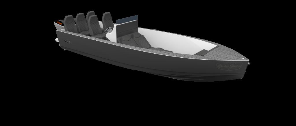 Vision Marine Technologies | Phoenix 290 side