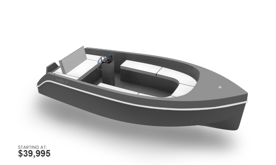 Volt Electric Boat